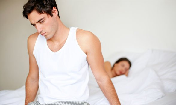 why do sex addicts develop erectile dysfunction
