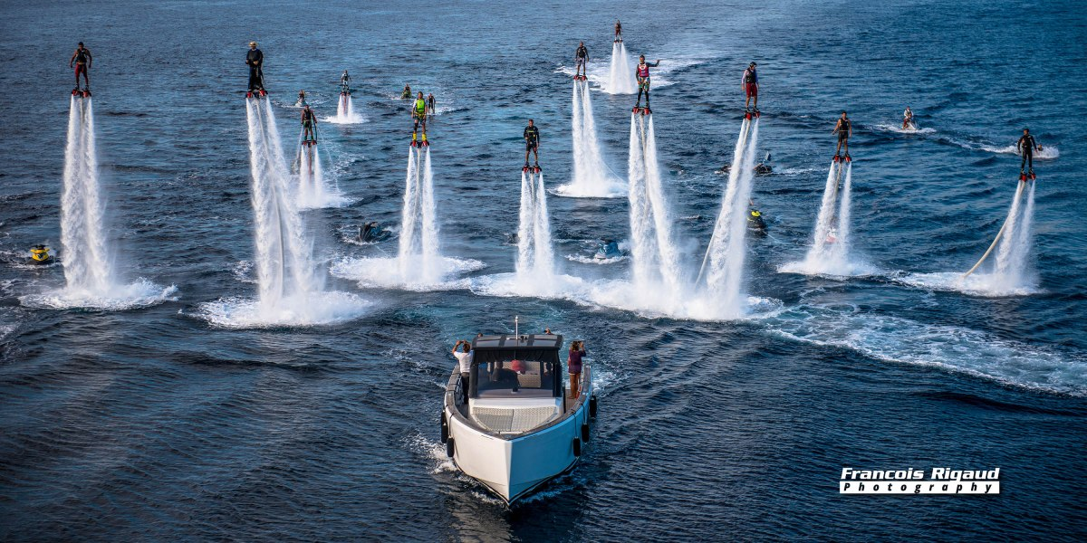 FlyBoard Is Awesome New Sport