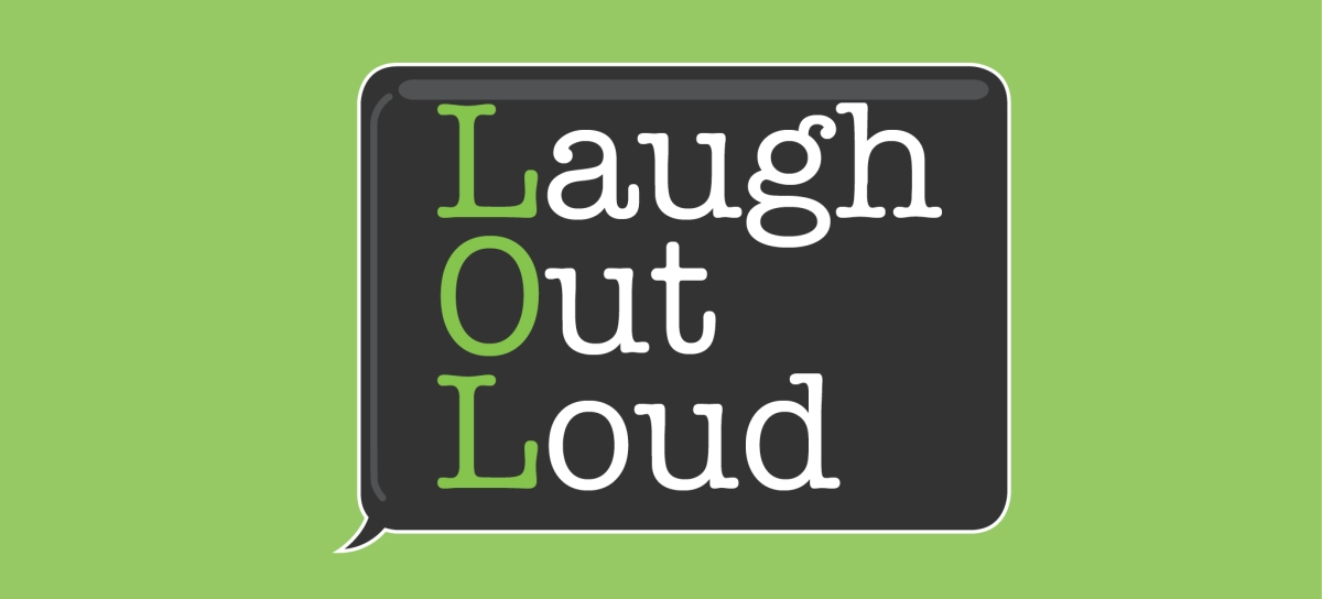 Loud Laughter Descriptive Words