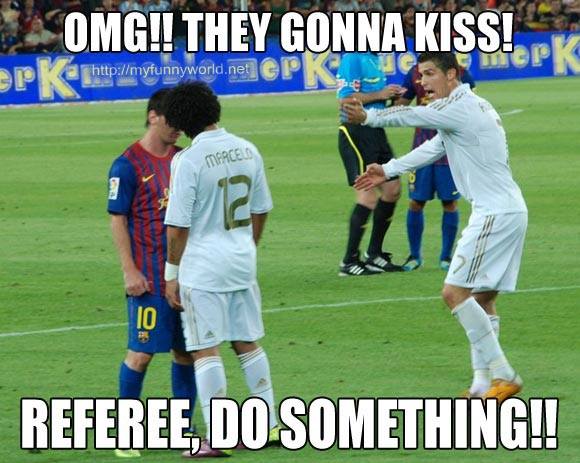 Top 10 Football(Soccer) Joke