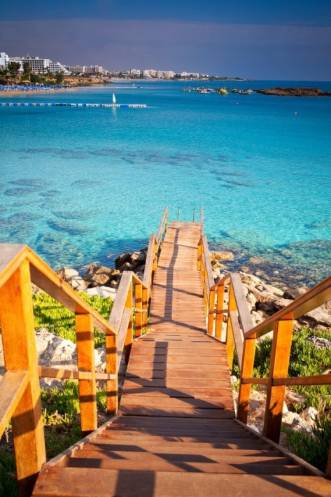 Turquoise Sea - Cyprus
