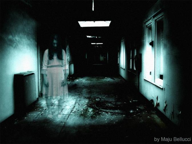 Top 5 Creepy Ghost Videos
