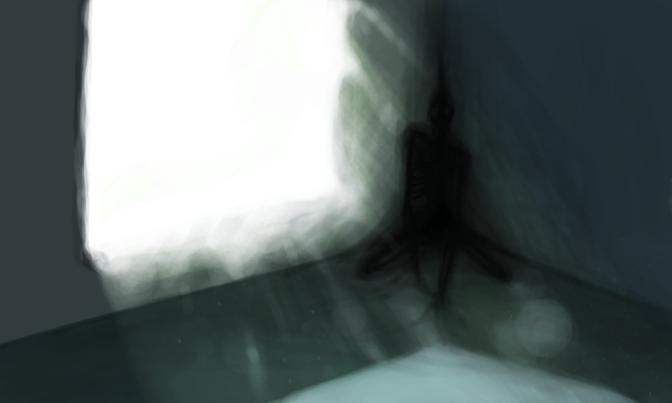 Urban Legend – The Shadow People