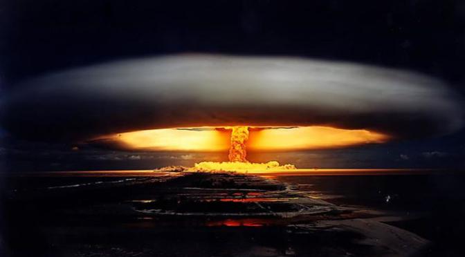 Nuclear Bomb Comparison – USA vs Russia